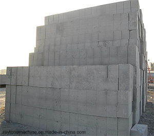 Concrete Lightweight AAC Block Autoclaved Aerated Wall Block pictures & photos