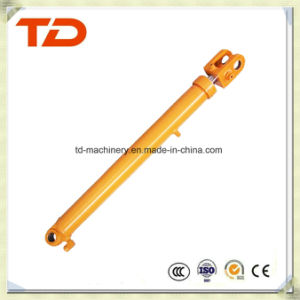 Doosan Dh130-5 Arm Cylinder Hydraulic Cylinder Assembly Oil Cylinder for Crawler Excavator Cylinder Spare Parts
