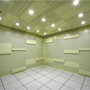 Hot Sale Acoustic Aluminum Ceiling for Interior Decorative pictures & photos