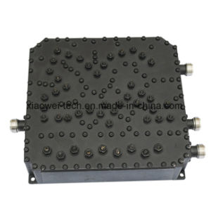 954-960 MHz RF Power Three Frequency Combiner