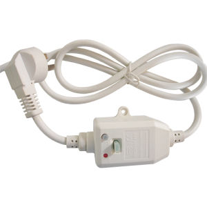 Thailand Power Cord Plug with Leakage Protector pictures & photos