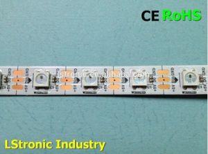 Ws2812 Addressable LED RGB Strip 60LED/M Arduino Controllable
