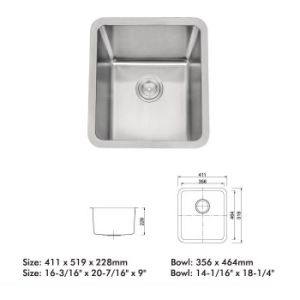 China Stainless Steel Small Radius R25