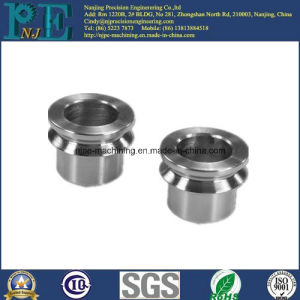 Precision Steel Alloy CNC Machined Pipe Bushings