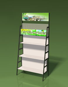 Outdoor Magazine Rack