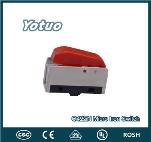 Red Button Micro Switch C42ZN /Iron switch/iron thermostat switch/iron micro switch