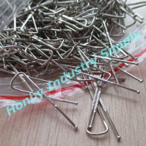 Wholesale for 33mm Stainless Steel Metal X Shape Shirt Clip