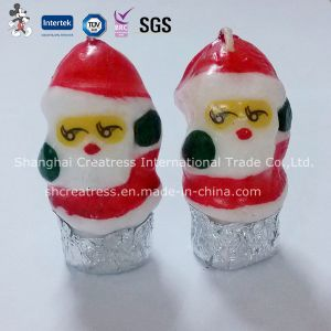 Funny Santa Claus Candle Christmas Candles pictures & photos