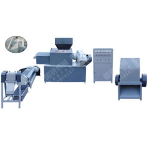 SGS/ISO XPS Foam Recycling Machine