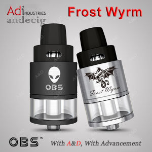 Coil Deck Obs Crius Plus Rta Atomizer Vs Obs Engine Rta Tank Obs Frost Wyrm Rdta pictures & photos