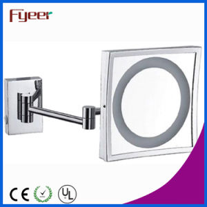 Fyeer Single Side Square Vanity Mirror with LED Light pictures & photos