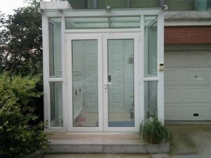 Domestic Aluminum Alloy Casement Door