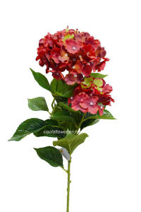 Artificial/Plastic/Silk Flower Single Stem of Hydrangea (27H1155) pictures & photos