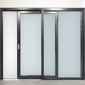 Aluminum Sliding Window with High Quality