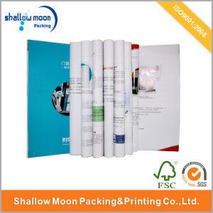 Customized Full Color Journal Softcover Book Printing (QYCI15267)