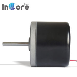 Low Noise 24VDC BLDC Motor for Heating and Cooling Fans