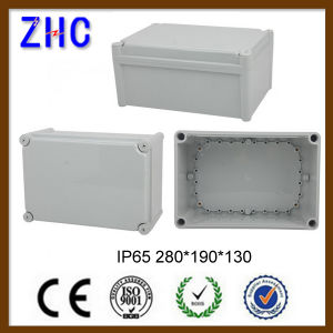 110*80*45 Small Distribution Electrical Floor Plastic Breaker Waterproof Junction Box pictures & photos