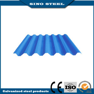 Color Coated Corrugated Steel Roofing Sheet for Building pictures & photos