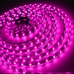 DC 12V SMD 5050 RGB LED Strip Light 60LEDs Per Meter Waterproof pictures & photos