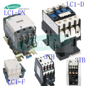 AC Electric Contactors LC1-D Type pictures & photos