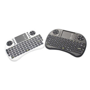 2.4G Wireless Mini Keyboard I8 English Air Mouse pictures & photos