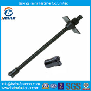Mining and Tunneling Self Drilling Rock Bolt pictures & photos