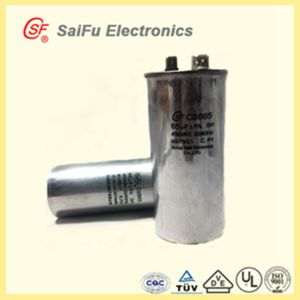 Hot Sale Compressor Capacitor Cbb65 35UF pictures & photos