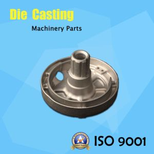 Custom Made Precision Aluminum Electric Motor Casting Parts
