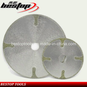 High Quality Electroplated Saw Blade for Glass Sharp Cutting pictures & photos