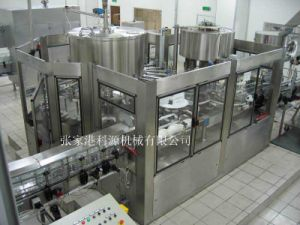 Factory Price Automatic Bottled Pure Mineral Water Filling Machine pictures & photos