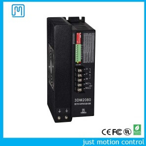 220VAC Motor Controller 3 Phase Digital 3dm2080 for Automation Equipment pictures & photos