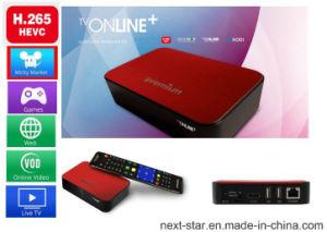 China Ipremium Smart TV Box with Free Arab Live TV - China