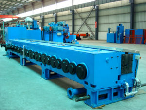 Copper Wire Drawing Machine with Continuous Annealing