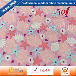 600d Oxford PVC/PU Camouflage Printing Military Polyester Fabric