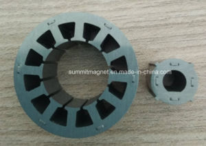 Stator and Rotor Lamination Stamping for High Speed Motor