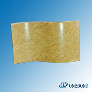 Aluminum Veneer with PVDF Coating for Curtain Wall pictures & photos