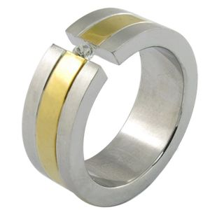 Professional Customized Gold Ring with Good Quality Design pictures & photos