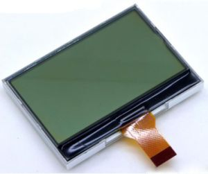 Stn Positive LCD Cog Module for Controller of The Air Conditioner