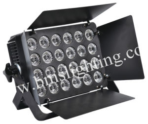 24 RGBW 4in1 LED Face Light/Flood Light/Project Light /Spot Light