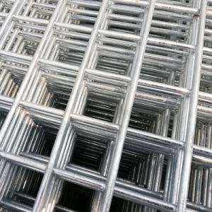 Hot Dipping Welded Wire Mesh Panel