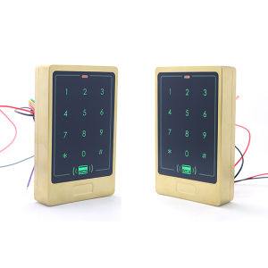 The Best Quality Access Control Waterproof RFID Digital Door Lock pictures & photos