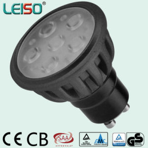 Hot Selling Unique Standard Size 580lm LED Spotlight (LS-S505-GU10-NWW/NW) pictures & photos