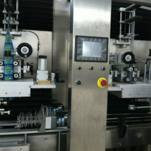 Labeling Machine for Bottle Body and Cap (WD-ST150) pictures & photos