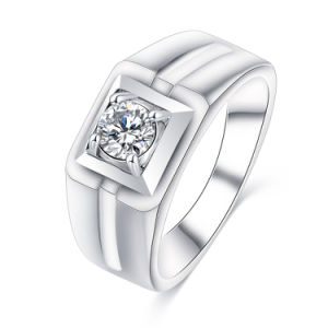 China Men S Wedding Brands Engagement White Gold Rings Cri0410 B China Men Engagement Ring And Men Square Ring Price