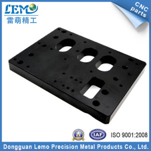 Black Anodizing Aluminum CNC Milling Parts (LM-0318C) pictures & photos
