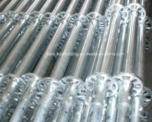 Ringlock Scaffolding Standard/Horizontal for Construction Materials pictures & photos