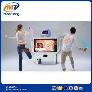 Interactive Motion Standing Virtual Reality Games Kungku Robot