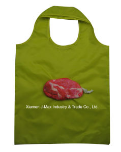 Foldable Shopping Bag, Meat Style, Reusable, Promotion, Novel Bags, Grocery Bags, Gifts, Lightweight, Accessories & Decoration pictures & photos