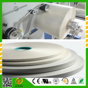 Double-Side Fiberglass Enhanced Phlogopite Mica Tape pictures & photos