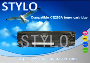 Compatible HP Ce285A Laser Printer Toner Cartridge with, 1600 Pages Yield